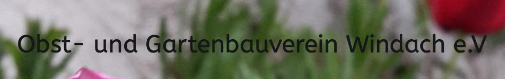Obst- und Gartenbauverein Windach e. V.